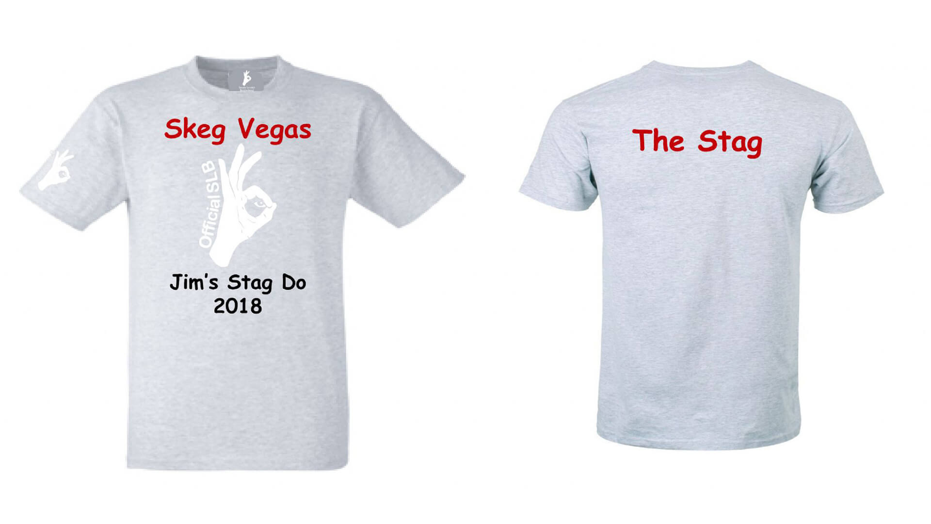 Funny Stag Do T Shirts
